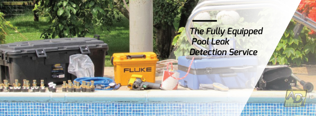Swimming Pool Leak Detection By Adi